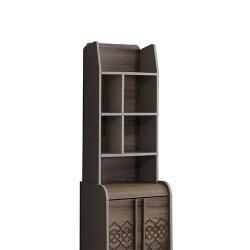 Луксозен шкаф-библиотека за детска стая Memo.bg модел Vega-Welt - Sonata T