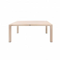 Градинска маса N Furniture CT065BM, цвят капучино - N Furniture