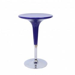 Бар маса N Furniture NAD103BM, цвят син - N Furniture