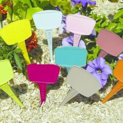 Label  15 Color цветни маркиращи клинове Nortene 16 бр./пак. 2017754 - Аксесоари за градина