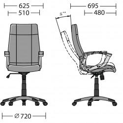 Мениджърски офис стол Venta - Nowy Styl Group