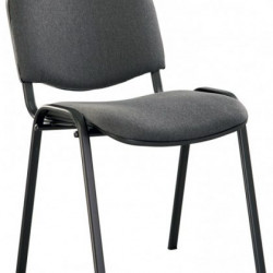 Посетителски офис стол Iso Black C - Столове