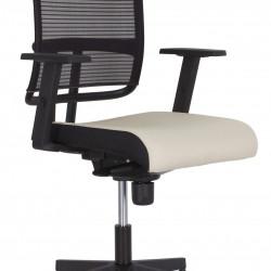 Работен офис стол @-sense black -