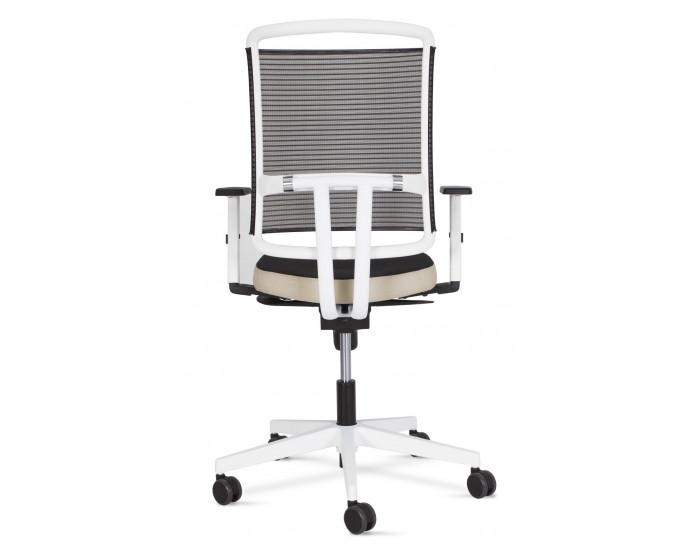 Работен офис стол @-sense white