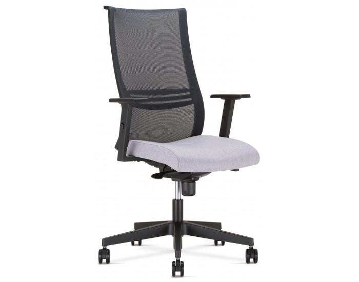 Работен офис стол Altum black