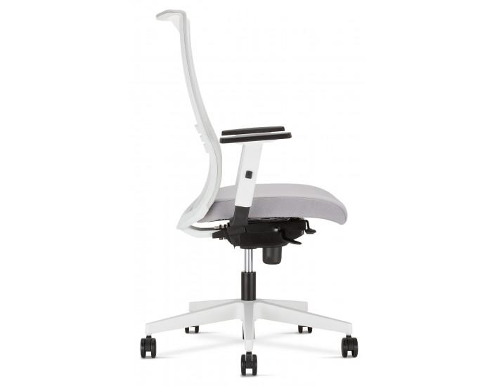 Работен офис стол Altum white