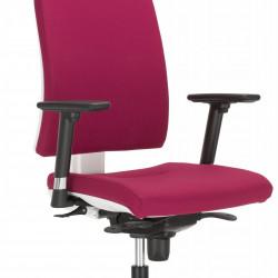 Работен офис стол Intrata O 12 white HRUA -