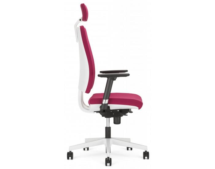 Работен офис стол Intrata O 12 white HRUA