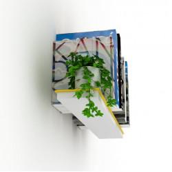 Рафт за книги модел RF 160202 - Етажерки