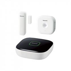 Система Smart Home Panasonic KX-HN6010FXW - Видеонаблюдение и Алармени системи