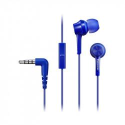 Слушалки с микрофон Panasonic RP-TCM105E-A - Компютри, Лаптопи и периферия