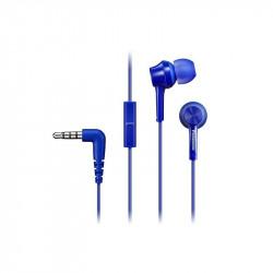Слушалки с микрофон Panasonic RP-TCM115E-A - Компютри, Лаптопи и периферия