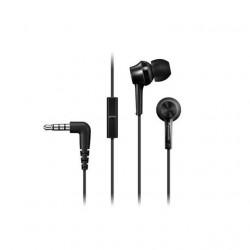 Слушалки с микрофон Panasonic RP-TCM115E-K - Компютри, Лаптопи и периферия