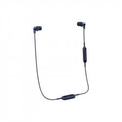 Слушалки с микрофон Panasonic RP-NJ300BE-A - Компютри, Лаптопи и периферия