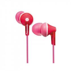 Слушалки Panasonic RP-HJE125E-P - Аудио и Звукозапис