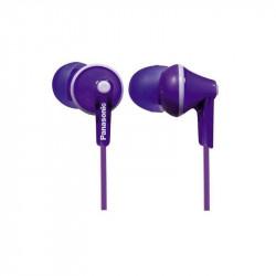 Слушалки Panasonic RP-HJE125E-V - Аудио и Звукозапис