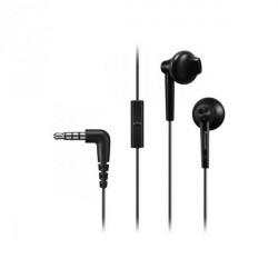 Слушалки с микрофон Panasonic RP-TCM50E-K - Компютри, Лаптопи и периферия