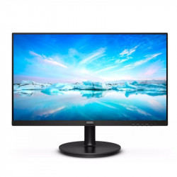 "Philips 221V8LD, 21.5"" VA WLED, 1920x1080@75Hz, 4ms GtG, 250cd/m2, 3000:1, Mega Infinity DCR, Adaptive Sync, FlickerFree, Low Blue Mode, Tilt, D-SUB, DVI, HDMI - Телевизори"