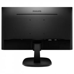 "Philips 273V7QDAB, 27"" WLED IPS, 1920x1080@75Hz, 4ms GtG, 250cd/m2, 1000:1, DC10M:1, FlickerFree, Low Blue Mode, 2Wx2, Tilt, D-SUB, DVI, HDMI, 3-sided frameless - Телевизори"