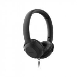 Слушалки с микрофон Philips TAUH201BK/00 - Аудио и Звукозапис