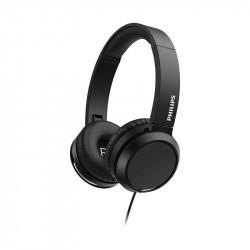Слушалки с микрофон Philips TAH4105BK/00 - Аудио и Звукозапис