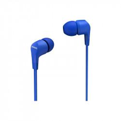 Слушалки с микрофон Philips ТАЕ1105BL/00 - Аудио и Звукозапис