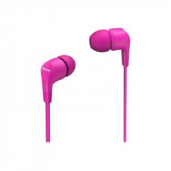 Слушалки с микрофон Philips ТАЕ1105PK/00 - Аудио и Звукозапис