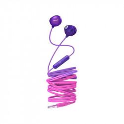 Слушалки с микрофон Philips SHE2305PP/00 - Аудио и Звукозапис