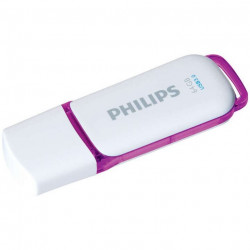Памет USB Philips SNOW EDITION 64GB 3.0 - Компютри, Лаптопи и периферия