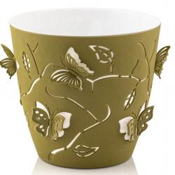 Саксия Butterfly2 3D,  Ф14 cm. - Мебели и Интериор