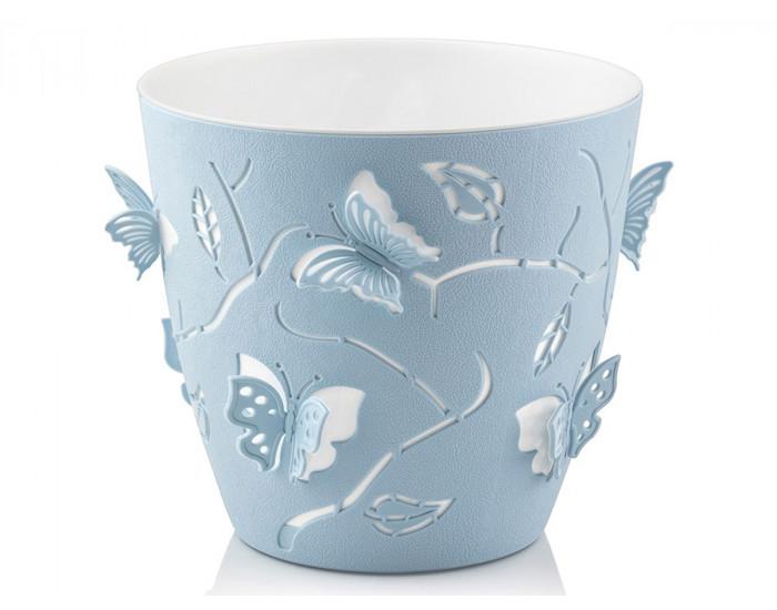 Саксия Butterfly2 3D,  Ф14 cm.