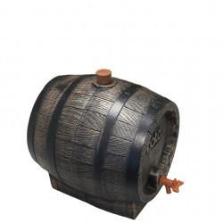Буре тип Барик 10 литра - Външни Структури