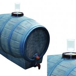 Ферментатор - Воден клапан - Външни Структури