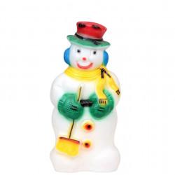 Снежен човек среден - Сезонни и Празнични Декорации