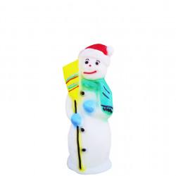 Снежен човек малък - Сезонни и Празнични Декорации