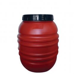 Пластмасов бидон 140 литра – серия Теракота - Външни Структури