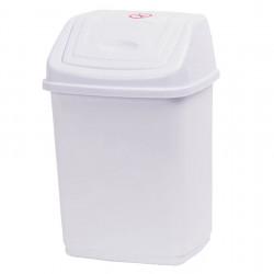 Пластмасов кош за отпадъци с люлеещ капак - Външни Структури