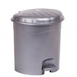 Пластмасов кош за отпадъци с педал - Външни Структури