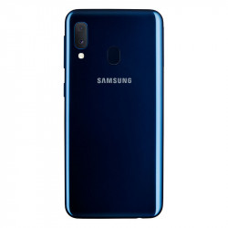 Смартфон Samsung GALAXY A20E DS BLUE SM-A202FZBD , 3 GB, 32 GB - Телефони и Таблети