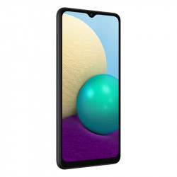 Смартфон Samsung GALAXY A02S DS BLACK SM-A025GZKE , 3 GB, 32 GB - Телефони и Таблети