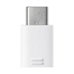 Адаптер Samsung USB Type-C to Micro USB EE-GN930BWEGWW WHITE - Телефони и Таблети