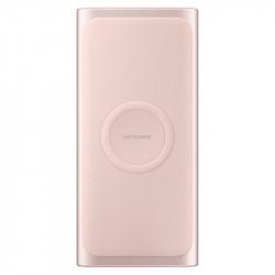Външна батерия Samsung EB-U1200CPEGWW WIRELESS BATT. PACK 10000mAh PINK - Компютри, Лаптопи и периферия