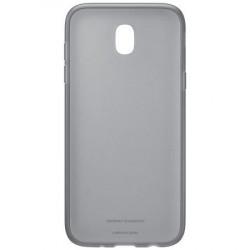 Калъф за смартфон Samsung EF-AJ730TB JELLY COVER BLACK J7 (2017) - Телефони и Таблети