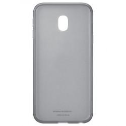 Калъф за смартфон Samsung EF-AJ330TB JELLY COVER BLACK J3 (2017) - Телефони и Таблети