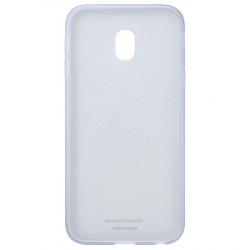 Калъф за смартфон Samsung EF-AJ330TL JELLY COVER BLUE J3 (2017) - Телефони и Таблети