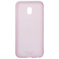 Калъф за смартфон Samsung EF-AJ330TP JELLY COVER PINK J3 (2017) - Телефони и Таблети