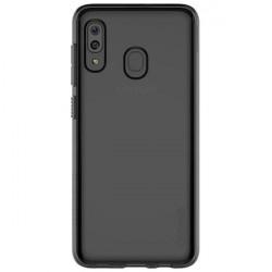 Калъф за смартфон Samsung A COVER FOR GALAXY A20E GP-FPA202KDABW BLACK - Телефони и Таблети