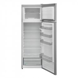 Хладилник с горна камера Sharp SJ-TB03ITXLF , 240 l, A+ , Инокс , Статична - Хладилници
