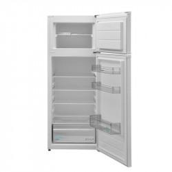 Хладилник с горна камера Sharp SJ-TB01ITXWF , 213 l, A+ , Бял , Статична - Хладилници