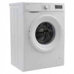 Пералня Sharp ES-HFA6103W3*** , 1000 об./мин., 6.00 kg, A+++ , Бял - Перални